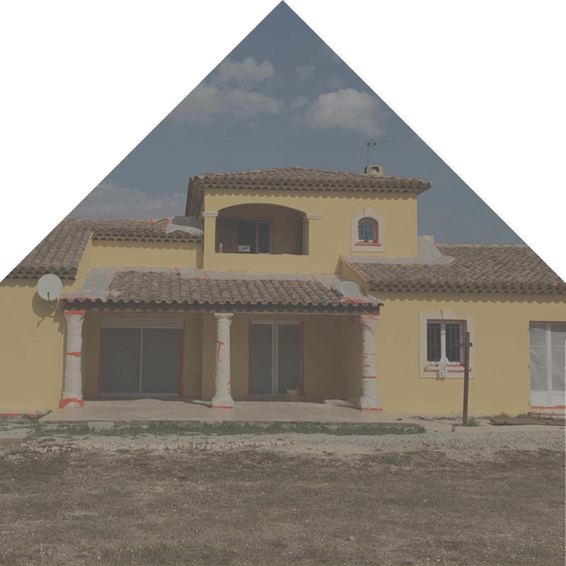 Réalisation de facade par votre facadier à Grenoble Isère